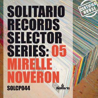 Solitario Records Selector Series 05 Mirelle Noveron