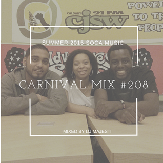 Carnival Mix # 208 - New Crew, New Music