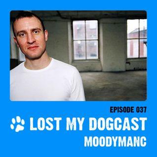Lost My Dogcast 37 - Moodymanc
