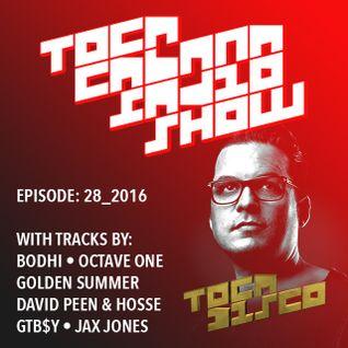 TOCACABANA RADIO SHOW 28_2016
