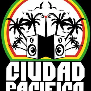 Eli Rojas - Ciudad Pacifico - Dub Force Radio - Reggae Dub - Jah Army