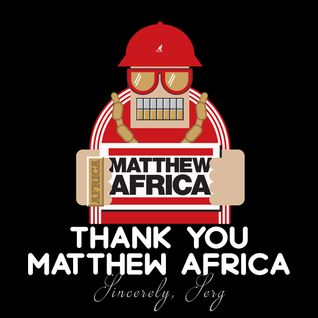 Serg - Thank You Matthew Africa
