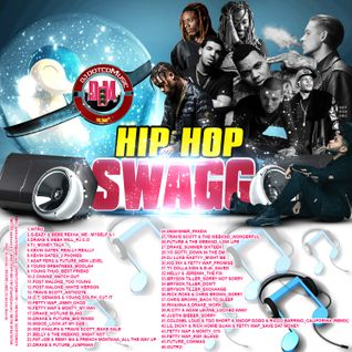 DJ DOTCOM_HIPHOP SWAGG_MIX_VOL.15 (APRIL - 2016 - CLEAN VERSION)