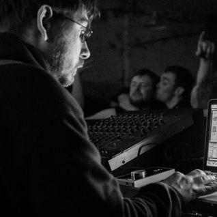 Sleeparchive (Sleeparchive Records, Tresor) @ Tweak FM 95.2 FM - Copenhagen (15.04.2016)