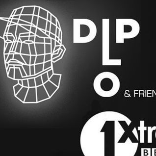 DJ Shadow - 'Diplo & Friends' BBC Mix (PRE-AIR Version Without Interruptions) July, 2013