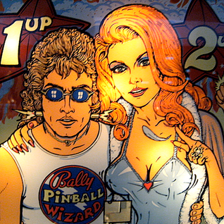 Pinball Tatoo (the very first Electro Blues mix ever)