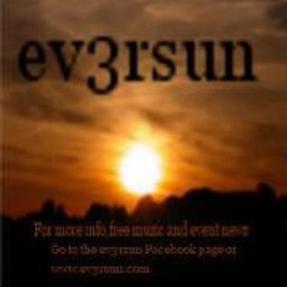 Ev3rsun deep house mix july 2012