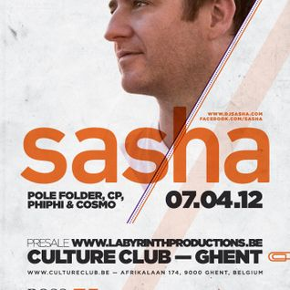 Phi-Phi at SASHA's Party @ Culture Club 07-04-2012
