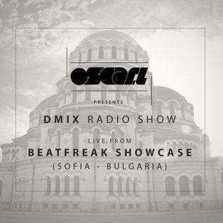 Oscar L Presents :: DMix Radioshow December 2015 - Live at Beatfreak Showcase, Sofia - Bulgaria