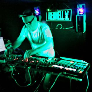 Bernathy Zsiga live @ Supersonic RedHell - 2012.10.26. - vocals by Gabris