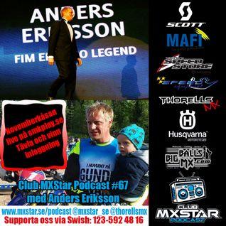 67. Anders Eriksson