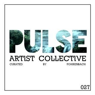 Pulsecast Episode 027 - Curated by Fohrenbach