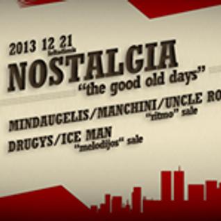 Nostalgia Party @ Fabrik 2013/12/21 - teaser minimix