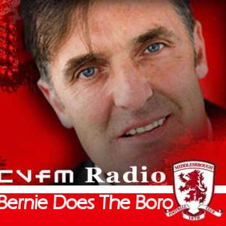 Bernie Does The Boro - Blackburn (0) V Middlesbrough (0) - 28th December 2014