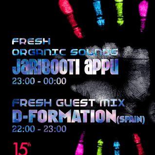Fresh Organic Sounds Hosted by Jaribooti Appu EP 5 at Tenzi.fm