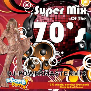 Super Mix of the 70's (5 uur 33min)