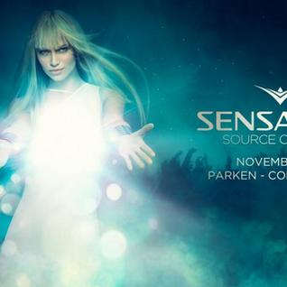 Riva Starr - Live @ Sensation Denmark (Copenhagen) - 03.11.2012