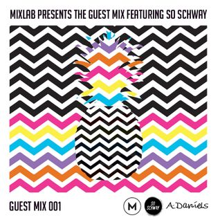 MixLab presents the guest mix featuring So Schway [CPT]