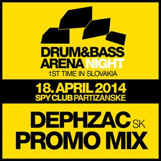 DRUM&BASSARENA NIGHT PROMO MIX