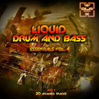 Various Artists - Liquid D&B Essentials 2013 Vol.4 (Album MegaMix)