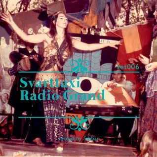 Svarttaxi Radio Grand
