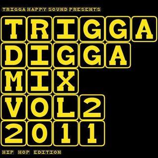 TRIGGA DIGGA MIX VOL.2 - The HipHop Edition