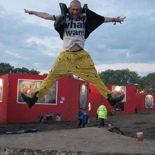 Mixmaster Morris @  Glastonbury Heaven Dome Sat 3am