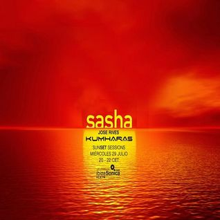 Sasha - Live at Kumharas Sunset Sessions, Ibiza (29-07-2015)
