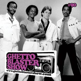 GHETTOBLASTERSHOW #90 (mar. 17/12)