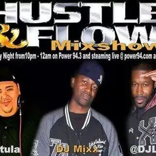HUSTLE & FLOW MIXSHOW