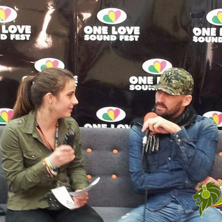 GENTLEMAN INTERVIEW - ONE LOVE SOUND FEST 2013
