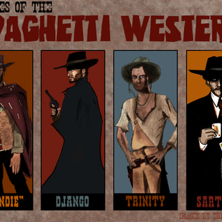 DJ FACT.50 Presents: Vengeance is My Name: Tales of the Italian West