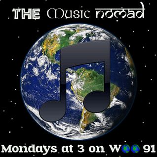 The Music Nomad - April 16, 2012 (With Guest Pailin Chiaranunt)