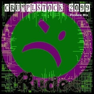 DJ Rudec CrumplStock 2099 Preview Mix Sept 2099