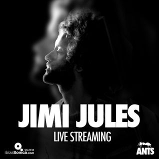 JIMI JULES - LIVE at ANTS June 27th, USHUAIA IBIZA, 2015