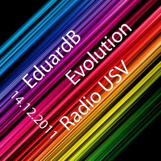 EduardB - Evolution  - Radio USV 14.12.2011