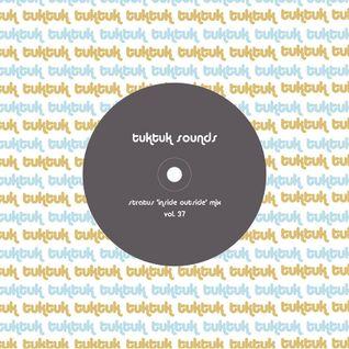 tuktuk sounds vol. 37 | stratus 'inside outside' mix