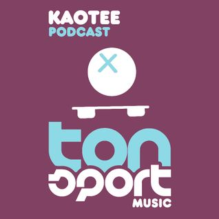 Kaotee - Tonsport Music Podcast / 09-2013