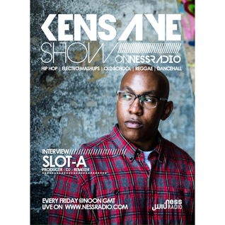 Slot A interview - Kensaye Show - Ness Radio