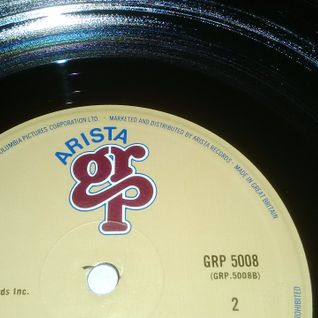 Gray Area Show Label Showcase: GRP Records-The Funk Side...