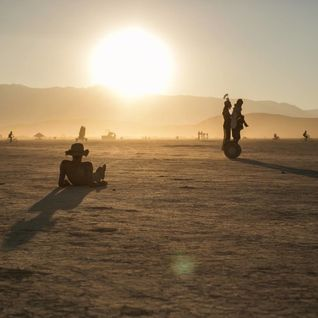 Taylor Norris - Sunset On The Playa