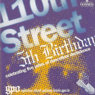 Erol Alkan @ 110th Street // 5th Birthday - GPO, Galway 14.11.03
