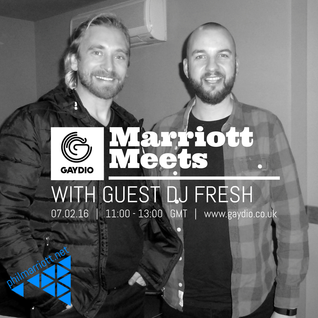 Marriott Meets: DJ Fresh (February 2016)