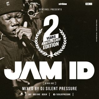 Sentinel presents: Jamaican ID Mix #2 by DJ Silent Pressure