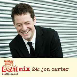 Bestimix 24: Jon Carter
