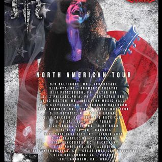Marty Friedman talked to us about touring the US & his solo career