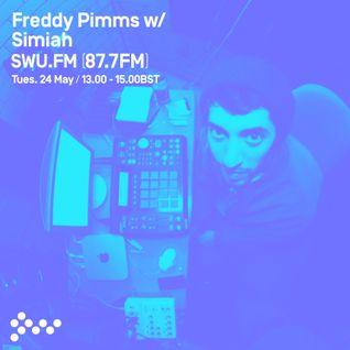 SWU FM - Freddy Pimms - May 24