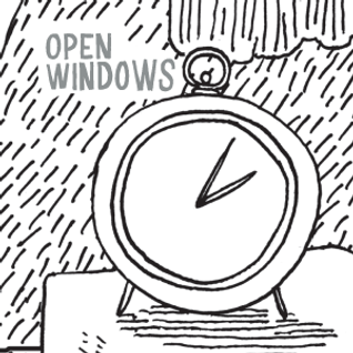 Dark Matter Coffee & Konstantine Jace Present: Open Windows