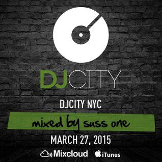 DJ Suss One - Friday Fix - Mar. 27, 2015