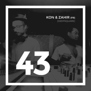 43e BML CAST | Kon & Zahir